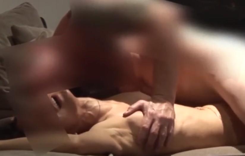 Puta borracha follada por varios hombres acaba destrozada